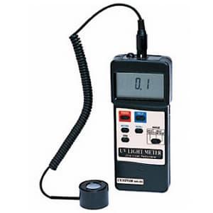 カスタム UVメータ RS232C出力端子付 UVA-365