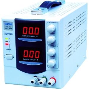 カスタム 直流安定化電源 デジタル式 出力電圧範囲0〜18V 出力電流範囲0〜3A DP-1803