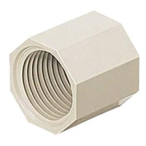 CDジョイントナット ネジの呼び54用(G2) CD管・PF管適合コネクタ 54 ベージュ CDJ-54