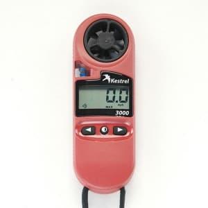 タスコ 温・湿・風速計 〔Kestrel〕 ポケットサイズ風速計シリーズ TA411RB