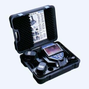 タスコ 配管検査カメラ SDカード記録保存 〔WOHLER〕 TA417XH