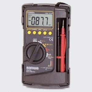 タスコ デジタルマルチテスタ ハードケース一体型 TA452CF-1