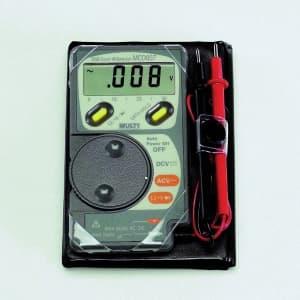 タスコ デジタルマルチメータ 3200カウント高精度テスタ オートパワーオフ機能付 TA452DG