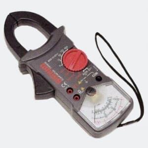 タスコ アナログクランプテスタ 指針ロック機能付 TA451E-1