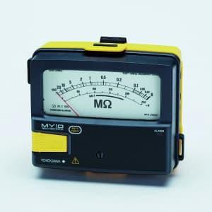 タスコ 絶縁抵抗計 交流電圧測定機能・自動放電機能搭載 TA453G-2