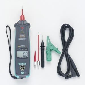 タスコ 【生産完了品】デジタル簡易接地抵抗計 2レンジオート 活線警告機能搭載 TA454KE