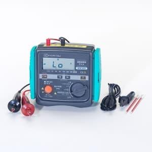 タスコ 漏電遮断機テスタ 小型・軽量タイプ TA452RD