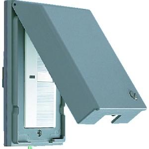 パナソニック ガードプレート 金属製 スイッチ1連用 取付枠付 WTC7871K