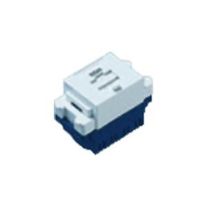 パナソニック ISDN用埋込モジュラジャック 8極8心 ホワイト WNT1881WK