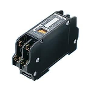 20Aフルパワーリモコンリレー 両切 分電盤用 補助c接点 DINレール取付金具付 WR61663