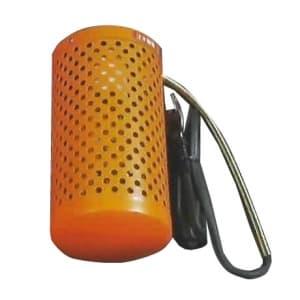 アサヒ ペットヒーター 100W サイズ:100×200mm 2Mコード・プラグ付 オレンジ ヒヨコ保温電球付き ペットヒーター100W