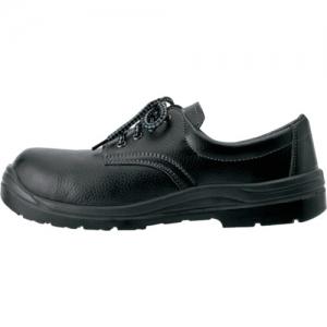アイトス セーフティシューズ(ウレタン短靴ヒモ) 樹脂先芯 サイズ23.5cm ブラック スリップサイン付 セーフティシューズ(ウレタン短靴ヒモ) 樹脂先芯 サイズ23.5cm ブラック スリップサイン付 AZ59811-010-23.5 画像4