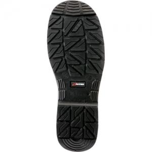 アイトス セーフティシューズ(ウレタン短靴ヒモ) 樹脂先芯 サイズ23.5cm ブラック スリップサイン付 セーフティシューズ(ウレタン短靴ヒモ) 樹脂先芯 サイズ23.5cm ブラック スリップサイン付 AZ59811-010-23.5 画像5
