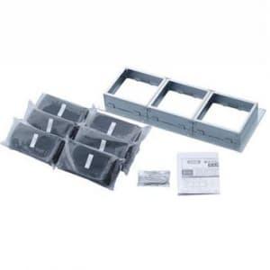 因幡電工 耐火マルチボックス 3個用 給水・給湯・空調・電力・排水用 《ファイヤープロシリーズ》 IRMB-3