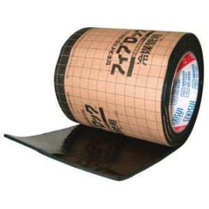 因幡電工 【生産完了品】フィブロック 区画間通用テープ 冷媒管用 壁・床共用 セキスイ熱膨張耐火材 長さ1.2m TCEZ001