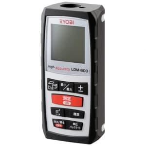 リョービ レーザ距離計 防じん・防水構造(IP54) 測定可能範囲:0.1〜60m 単4形アルカリ乾電池2本付 LDM-600