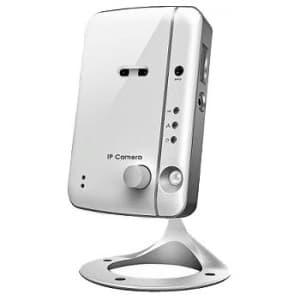 マザーツール 【生産完了品】メガピクセルネットワークIPカメラ WiFi・双方向通話・暗視対応 《ホームアイシリーズ》 MTC-HE01IP