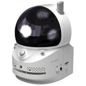 マザーツール 【生産完了品】メガピクセルネットワークIPカメラ 水平・垂直旋回型 《ホームアイシリーズ》 MTC-HE02IP