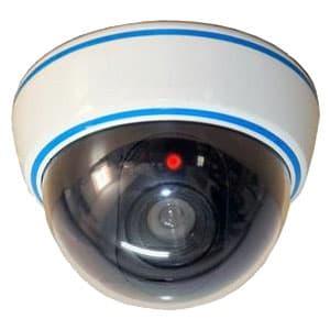 マザーツール ドーム型ダミーカメラ 天井取付タイプ LED点滅 DS-1500B