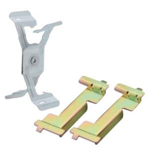 因幡電工 振れ抑制支持金具(振れ止め金具) クロスロックXタイプ (脱落防止金具付) FL-XS