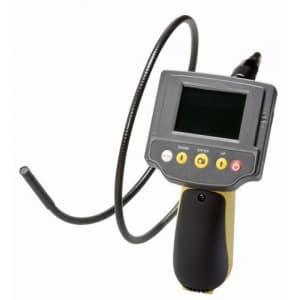 ケンコートキナー 【生産完了品】LEDライト付防水スネイクカメラ フレキシブルチューブ約1m+約5m 静止画・動画保存可能 SNAKE-14