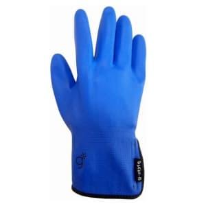 【お買い得品 120双セット】フィノーレ 防水タイプ サイズ:M ロイヤルブルー G16-3M_set