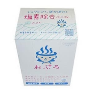 おぷろ 残留塩素除去 入浴料 あわ10包セット 無色透明 BS-C10
