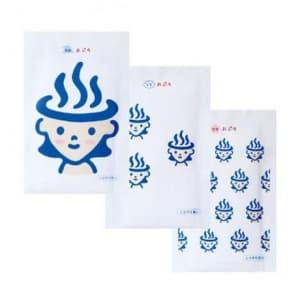【ケース販売特価 30包(3包×10袋)セット】おぷろ 残留塩素除去 入浴料 3包トライアルセット(うみ・くも・はな) BS-3_set