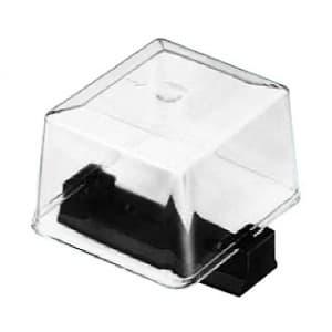 未来工業 【お買い得品 150個セット】透明ジョイントボックス 大型(角) KB-LS_150set