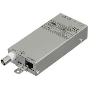 サン電子 【生産完了品】PoE対応TLCモデム 同軸LANモデム ターミナル機 小型タイプ TLC-20PT