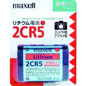 マクセル カメラ用リチウム電池 6V 1個入 2CR51BP