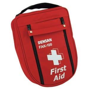 ファーストエイドバッグ 携帯救急用品セット FAK-100