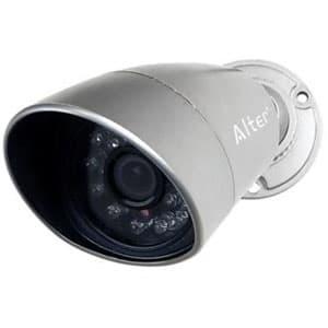 キャロットシステムズ 防犯用ミニDIYカメラ 防滴構造 IP44相当 切替式デイナイトフィルター搭載 天井・壁面取付 AT-1300