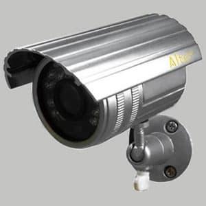 キャロットシステムズ 【生産完了品】リアルダミーカメラ 電池不要タイプ 天井・壁面取付 AT-3100D