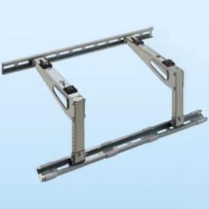 日晴金属 PCキャッチャー 傾斜屋根用 傾斜勾配14〜32° 溶融亜鉛メッキ仕上げ 《goシリーズ》 PC-YJ30