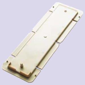 パナソニック 【ケース販売特価 20個セット】室外機樹脂置台用底板 HS-UB36-C用 室外機10台分 HS-UB66-C
