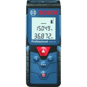BOSCH レーザー距離計 軽量90g 40m計測 ピタゴラス機能内蔵 バックライト付大型液晶 GLM40