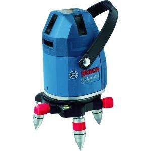 BOSCH レーザー墨出し器 水平・垂直4ライン・鉛直・地墨 電子整準方式 受光器付 GLL5-40ELR