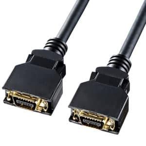 サンワサプライ D端子ビデオケーブル 映像用 D1〜D5端子対応 1m KM-V16-10K2