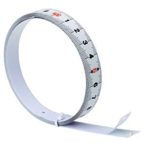 ジェフコム 粘着テープ付メジャー 測定長2.0m TM-1320