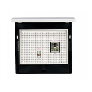 河村電器産業 enステーション TB+電気温水器(エコキュート)+蓄熱暖房器用分電盤 EZ2C フタ付タイプ EZ2C3-41