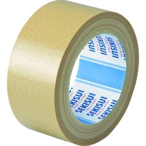 積水化学工業 布テープ No.600M 幅50mm×長さ25m ダンボール色 N60XM03