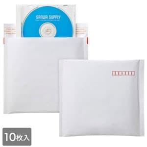 郵送用クッション封筒 1枚収納 粘着テープ付 10枚セット FCD-DM3N-10