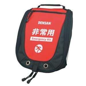 ジェフコム エマージェンシーバック 緊急時非常用品携帯セット E-KIT-B
