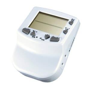 サンワサプライ 【生産完了品】プログラムタイマー付エコキーパー 7種類測定検電器 電力見える化製品 CHE-TM1N