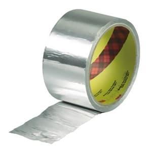 アルミ箔テープ 25mm×10m シルバー 42525*10R