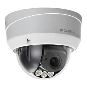 日本防犯システム 【生産完了品】屋外用IRネットワークドームカメラ 2メガピクセル PF-IM542B