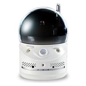 日本防犯システム 屋内用IRネットワークカメラ ドーム型 100万画素 PF-CS713