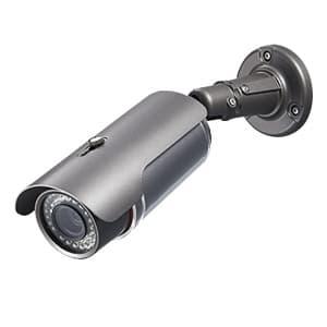 日本防犯システム 【生産完了品】屋外用赤外線カラー暗視カメラ HD-SDI対応 1.3メガピクセル PF-HD1301