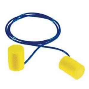 耳栓 《E-A-R》 クラシック スポンジタイプ ひも付 フリーサイズ 311-1101